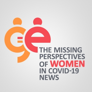 The Missing Perspectives of Women in COVID-19 News