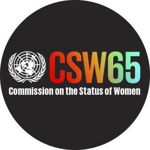 CSW 65 Interactive Dialogue on Building back better: women`s participation and leadership in COVID-19 response and recovery